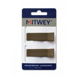 Clip Bronce Liso 12ud 50mm Antideslizante Mitwey