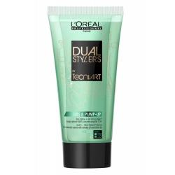 Dual Styler Liss & Pump Up 150ml Tecniart Loreal